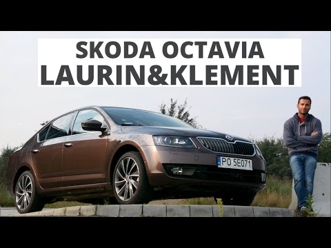 Skoda Octavia Laurin Klement, 2014 test AutoCentrum.pl 131