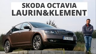 Skoda Octavia Laurin&Klement, 2014 - test AutoCentrum.pl #131