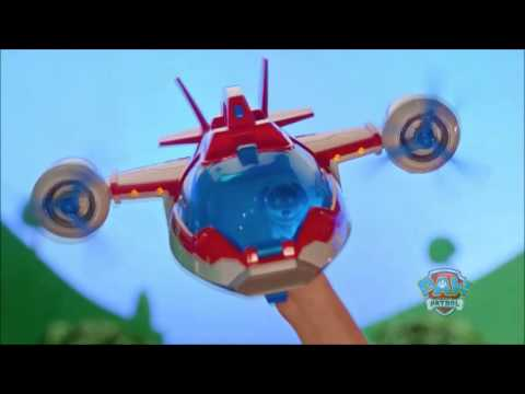 845b770c2 SPOT TV - Paw Patrol - Avion Air Patrouilleur - YouTube