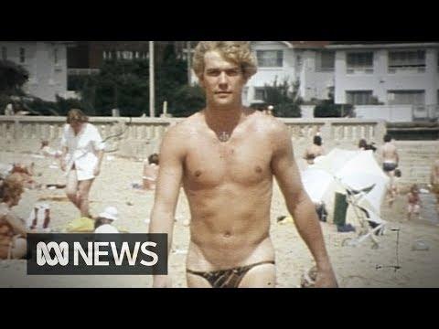 Do men look good in a string bikini? (1977) | RetroFocus