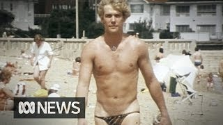 Do men look good in a string bikini? (1977)