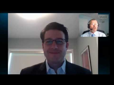 Tibor Shanto interview with Nick Stein of Salesforce.com
