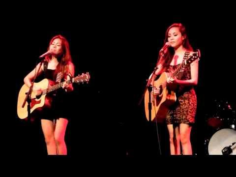 Krissy and Ericka - 12:51 [Original] - David Choi Live in Manila