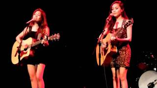 Krissy and Ericka - 12:51 [Original] - David Choi Live in Manila