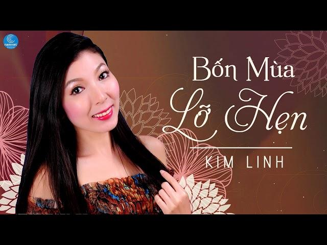 Bốn Mùa Mưa Lỡ Hẹn - Kim Linh (Audio Official)