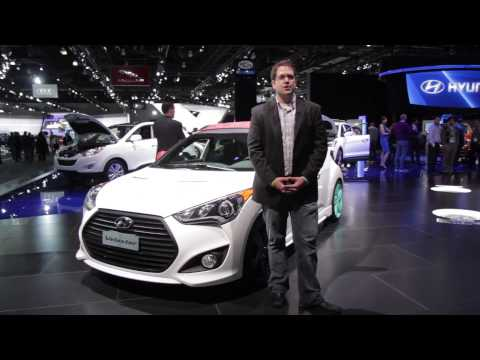2013 Hyundai C3 Roll Top Concept - Morrie's @ The L.A. Auto Show