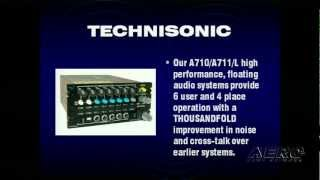 Technisonic Industries - AEA's 2012 New Product Introductions