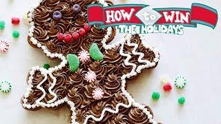 Pull-Apart Gingerbread Man | Food Network