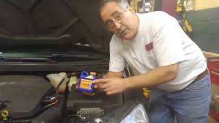 The Car Doctor.  K Seal in 06 Pontiac.