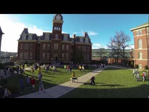 Harlem Shake - West Virginia University - Downtown Campus