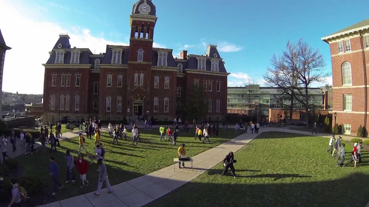 West Virginia University Camous