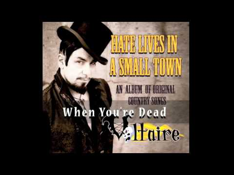 Aurelio Voltaire - When You're Dead OFFICIAL