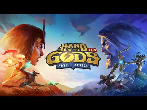 TotalBiscuit tries: Hand of the Gods: SMITE Tactics Beta