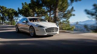2015 Aston Martin Rapide S Luxury Test Drive on Highway