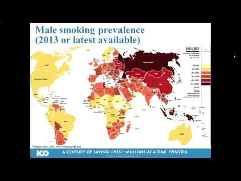 Mosquitoes Have No Lobbyists: Studying the Disease Vector to End the Tobacco Epidemic - Full Lecture