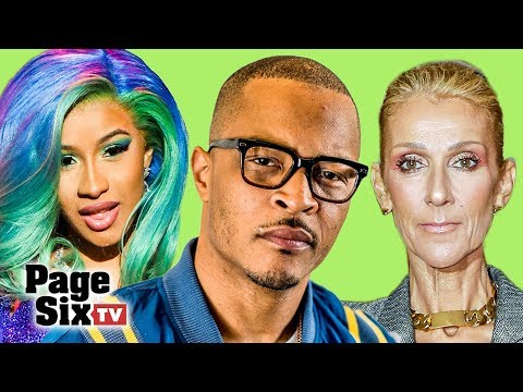 Cardi B On Offset Rumors, T.I.'s Atlanta Rules, Celine Dion, & Jussie Smollett Update | Page Six