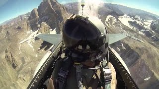 Life Of A Fighter Pilot - An F-16 Fighter Pilot Documentary