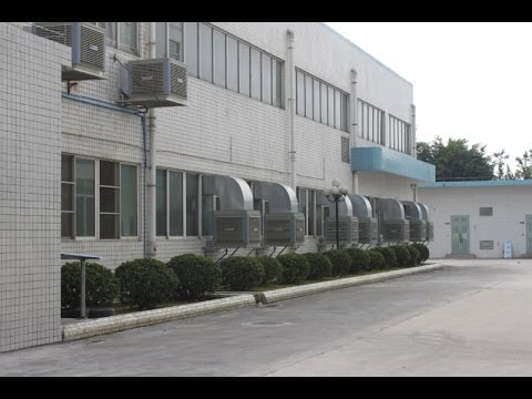 Evaporation Air Coolers Industrial Cooling System Energy