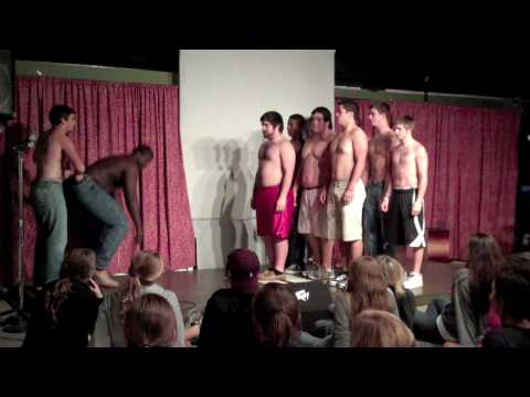 Young Life Men Without Shirts