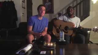 Clean Bandit- Rather Be Cover by Ben Millhouse and Jordan Williams