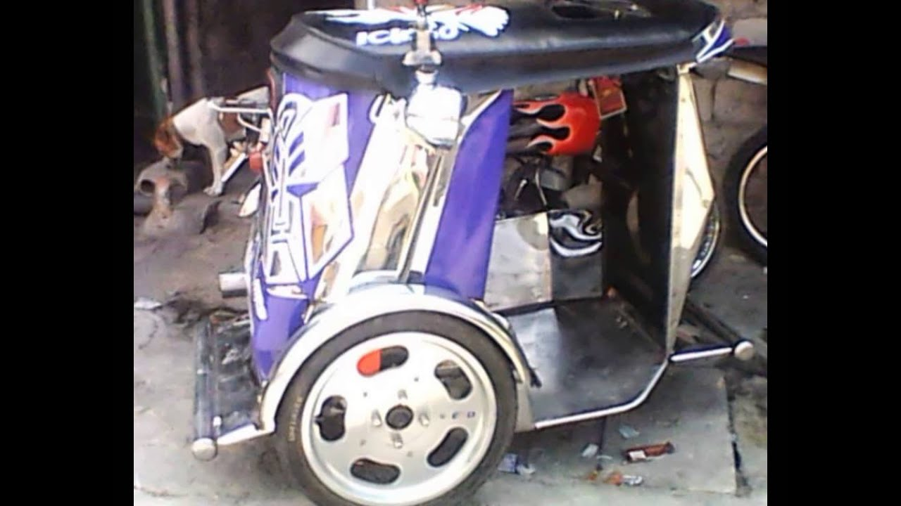 100+ Tricycle Philippines Sidecar Design – yasminroohi