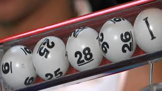 Dominica national lottery Evening Draw   20 January 2018   09 02 21 PM