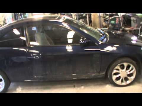 2001 Honda Civic Ex Ev Conversion Project