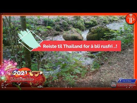 Reiste til Thailand