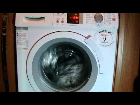 Bosch Logixx was32461 washing machine Cotton 60 Aqua Plus Mini Load (complete)