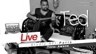 David Tayorault (TED) - Awana (Live TED Studio RFI)