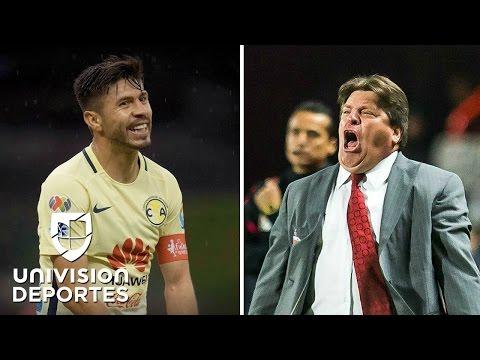 América no soltará a Oribe Peralta y el 'Piojo' lo quiere sí o sí en su equipo