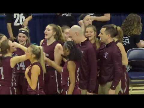 WPIAL Girls Basketball Class 4A Championship - Beaver vs Cardinal Wuerl North Catholic