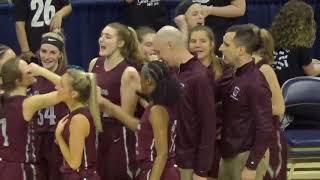 WPIAL Girls Basketball Class 4A Championship - Beaver vs Cardinal Wuerl North Catholic