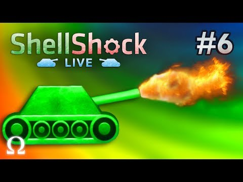 GIVING THEM THE OHMIE SAUCE! | Shellshock Live #6 Multiplayer Tanks Ft. Chilled, Sattelizer