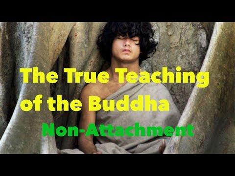 The TRUE Teaching of Gautama Buddha - If You See Buddha By the Road, Kill Him!