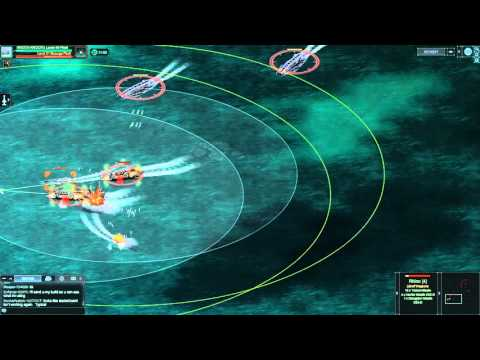 Battle Pirates - Ascension Elite Raid - Trident Missile