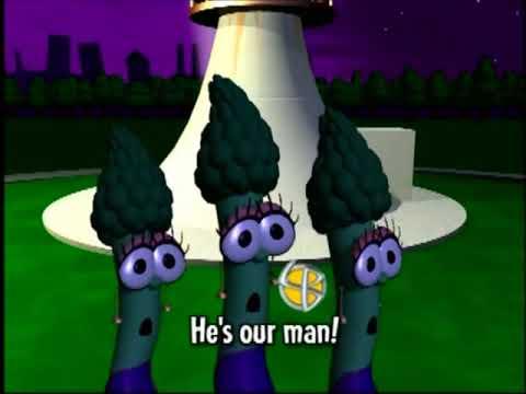 VeggieTales - LarryBoy Theme Song (Instrumental)