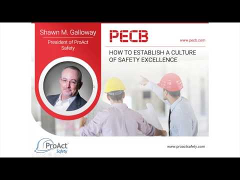 How to Establish a Culture of Safety Excellence