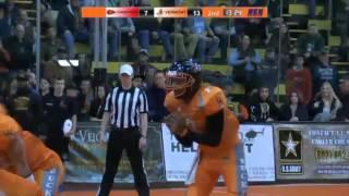 WR Devon Mackey Vermont Bucks!!