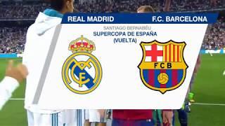 Video REAL MADRID 2 0 BARCELONA   Highlights Spanish Super Cup 2017 download MP3, 3GP, MP4, WEBM, AVI, FLV Juli 2018
