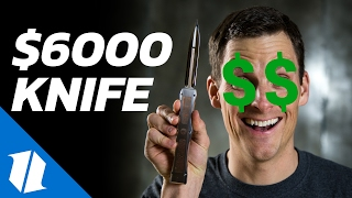Would You Buy a $6,000 Knife? | Knife Banter Ep. 10