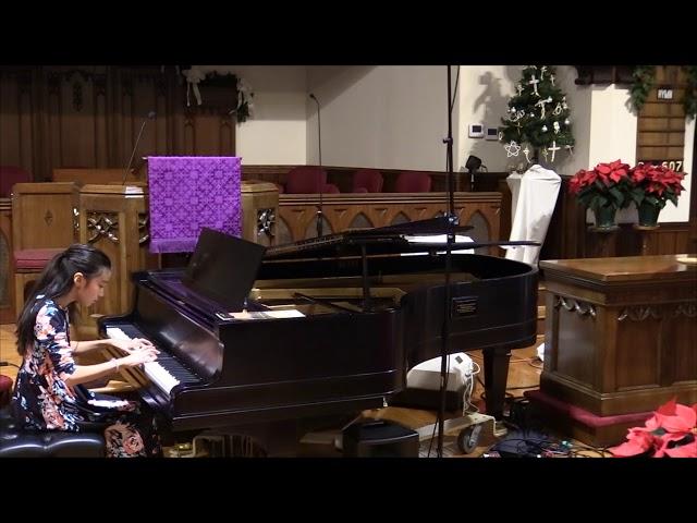 Beethoven, L. Sonata Op. 14 no. 2, 1