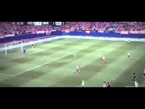 Atletico Madrid vs Barcelona 1 0 All Goals and FULL Highlights CL HQ 2014