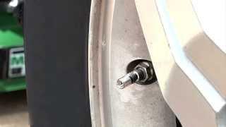 Repair your TPMS sensor--don