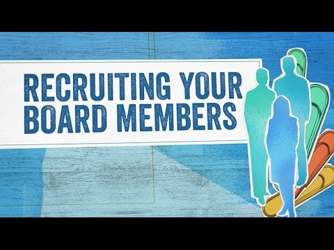 Startup Boards: Recruiting Your Board Members