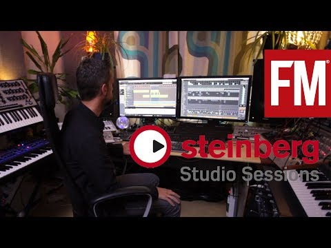 Steinberg Studio Sessions: S04E05 – Solar Fields: Part 1