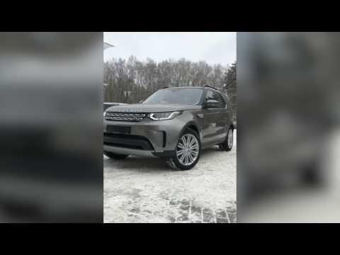 Обзор New Land Rover Discovery 2017! Новый Дискавери 5 - первые впечатления! Лэнд Ровер Discovery 17