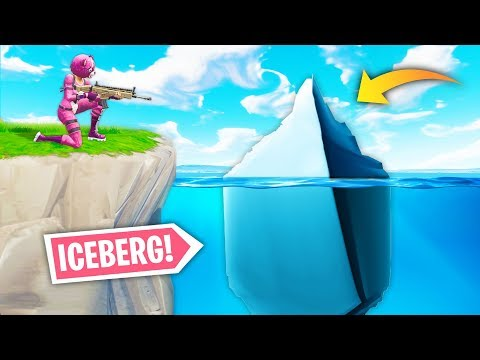 *NEW* ICEBERG FOUND IN FORTNITE!! | Fortnite Best Moments #88 (Fortnite Funny Fails & WTF Moments)