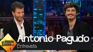 El truco de Antonio Pagudo para no ser reconocido por la calle  - El Hormiguero 3.0