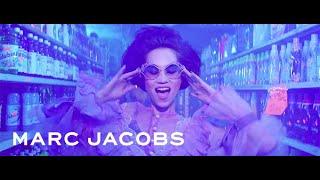Enter the transformative world of Marc Jacobs Spring '17 eyewear fe...